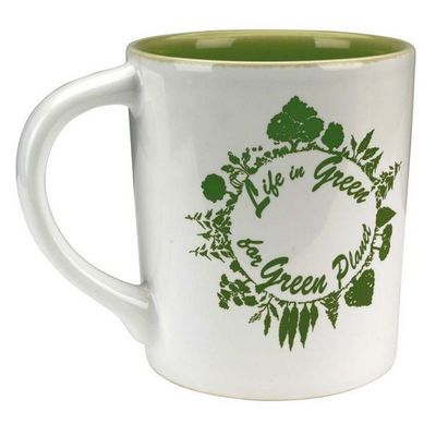 Interior's - Mug-Interior's-Mug Green