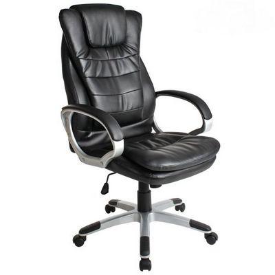 WHITE LABEL - Fauteuil de direction-WHITE LABEL-Fauteuil de bureau chaise ergonomique