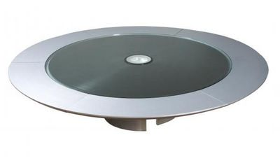 DIDIER MARFAING MOBILIER - Table de repas ronde-DIDIER MARFAING MOBILIER