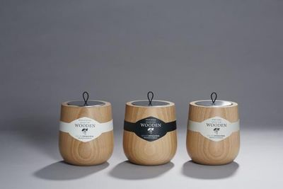 Gilles Dewavrin - Bougie parfum�e-Gilles Dewavrin