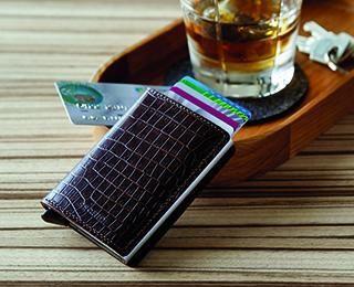 SECRID - Porte-cartes de visite-SECRID