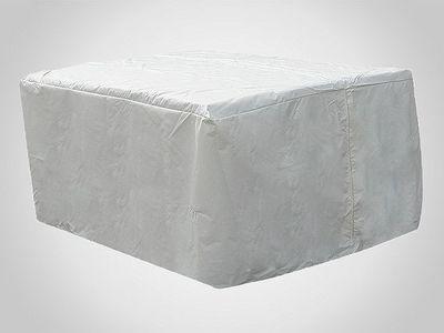 BELIANI - Housse de protection mobilier de jardin-BELIANI-Bâche de protection pour salon de jardin Sano 250x165x65 cm