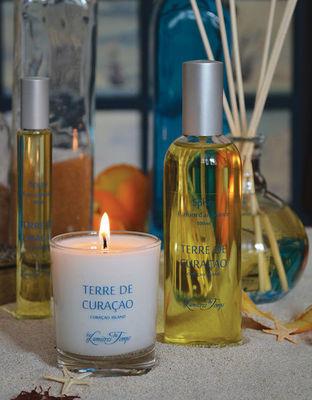 LES LUMIÈRES DU TEMPS - Parfum d'intérieur-LES LUMIÈRES DU TEMPS-Terre de curaçao