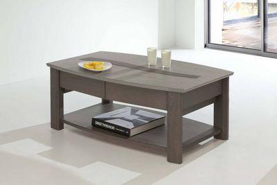 Ateliers De Langres - Table basse rectangulaire-Ateliers De Langres-OCEANE