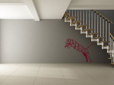WHITE LABEL - Sticker-WHITE LABEL-Sticker Tigre