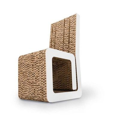 Corvasce Design - Chaise-Corvasce Design-Sedia in Cartone