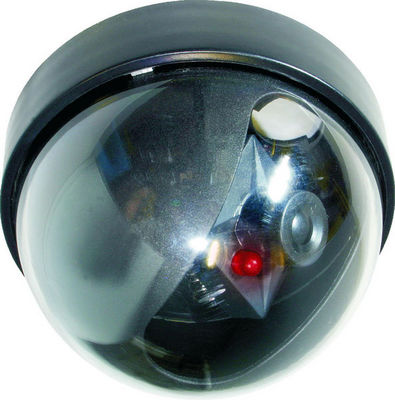 CFP SECURITE - Camera de surveillance-CFP SECURITE-Vidéo surveillance - Caméra intérieure factice CD4