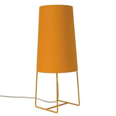FrauMaier - Lampe à poser-FrauMaier-MINISOPHIE - Lampe à poser Orange H46cm | Lampe à