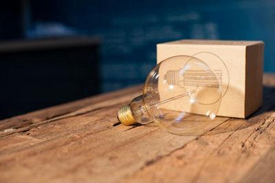 COMPAGNIE DES AMPOULES A FILAMENT - Ampoule à filament-COMPAGNIE DES AMPOULES A FILAMENT-G95