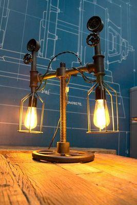 COMPAGNIE DES AMPOULES A FILAMENT - Lampe à poser-COMPAGNIE DES AMPOULES A FILAMENT-LTC2