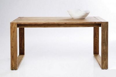 WHITE LABEL - Bureau-WHITE LABEL-Bureau WOOD bois massif