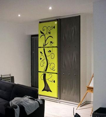 BACACIER 3S - Décoration murale-BACACIER 3S-Cassettte 3S