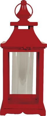 ZOLUX - Mangeoire à oiseaux-ZOLUX-Mangeoire à graines Lanterne Rouge