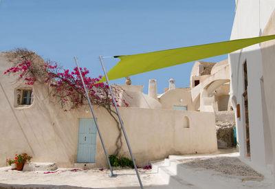 Ideanature - Voile d'ombrage-Ideanature-Voile d'ombrage carrée 2,90 mètres Vert anis