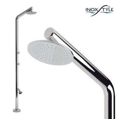 INOXSTYLE - Douche d'extérieur-INOXSTYLE-Riva L Beauty