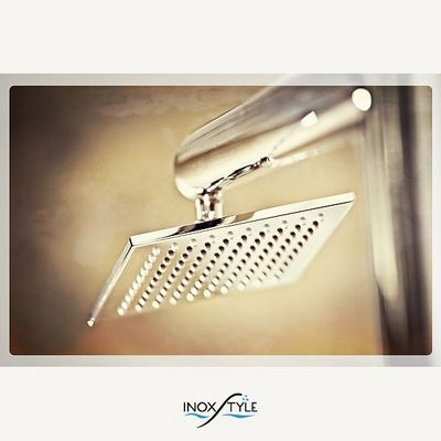 INOXSTYLE - Douche d'extérieur-INOXSTYLE-Tecno S Stylo