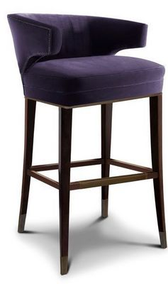 BRABBU - Chaise haute de bar-BRABBU-IBIS
