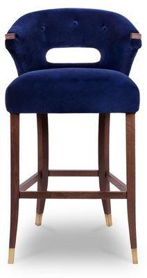 BRABBU - Chaise haute de bar-BRABBU-NANOOK