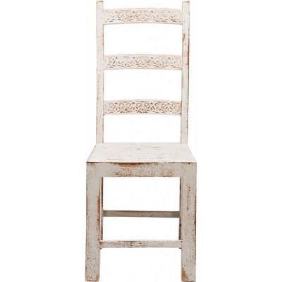 Kare Design - Chaise-Kare Design-Chaise en bois Taberna blanche