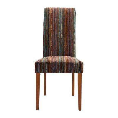Kare Design - Chaise-Kare Design-Chaise Econo Slim Borderline marron