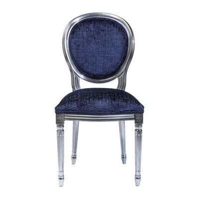 Kare Design - Chaise-Kare Design-Chaise Posh bleue