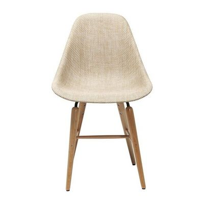 Kare Design - Chaise-Kare Design-Chaise Forum naturel