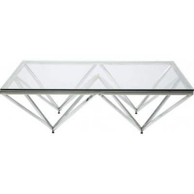 Kare Design - Table basse rectangulaire-Kare Design-Table Basse Carrée Network