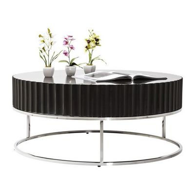 Kare Design - Table basse ronde-Kare Design-Table basse Furioso 90cm