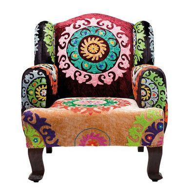Kare Design - Fauteuil-Kare Design-Fauteuil Design Mandala