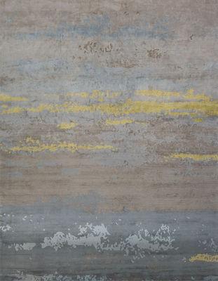 EDITION BOUGAINVILLE - Tapis contemporain-EDITION BOUGAINVILLE-Cloud dusk