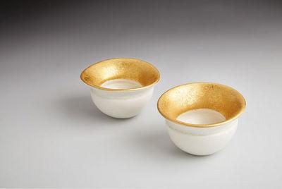 JO DAVIES - Bol-JO DAVIES-Gilded Finch Bowls