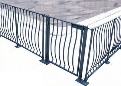 SRCA - Portillon de sécurité piscine-SRCA-La barrière Aquarelle