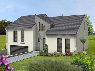 ALLIANCE CONSTRUCTION - Maison individuelle-ALLIANCE CONSTRUCTION-Saturne
