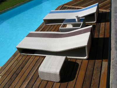 HEMISPHERE EDITIONS - Bain de soleil-HEMISPHERE EDITIONS-Summertime BED