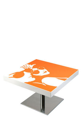 Etc Creations - Table basse carrée-Etc Creations-Table basse