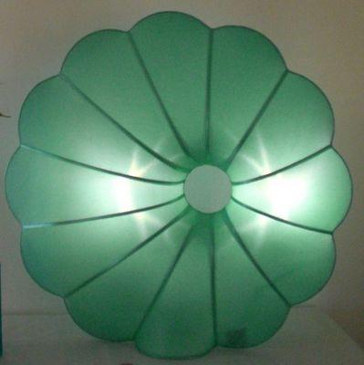atoutdeco.com - Lampe à poser-atoutdeco.com-Lampe en soie naturelle modèle