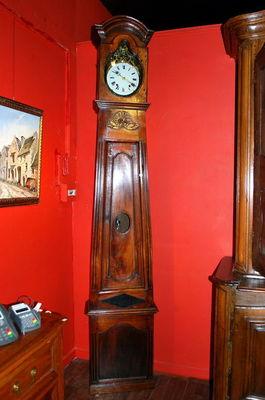 Antiquités Passion - Horloge comtoise-Antiquités Passion