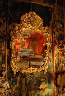 Antiquités Passion - Miroir-Antiquités Passion