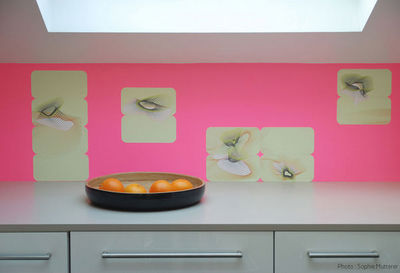 Walldesign - Sticker-Walldesign-Patch'n Box #EL1 - coffret de 12 pièces