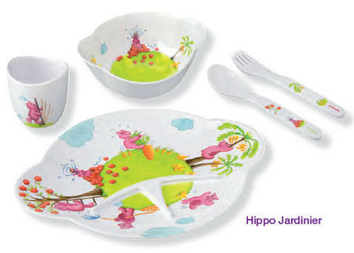Babymoov - Coffret vaisselle enfant-Babymoov