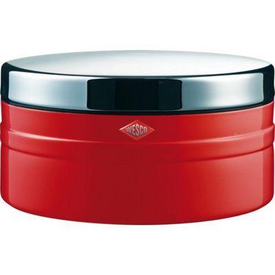 Wesco - Boite à biscuits-Wesco-Boite à biscuits rouge CL 4L