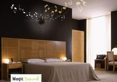 OX-HOME -  Enceinte invisible-OX-HOME-Magic Sound