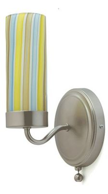Tracy Glover Objects & Lighting - Applique-Tracy Glover Objects & Lighting-Cylinder Wall Sconce
