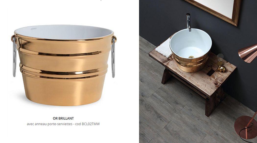 HORGANICA Freestanding basin Sinks and handbasins Bathroom Accessories and Fixtures  |