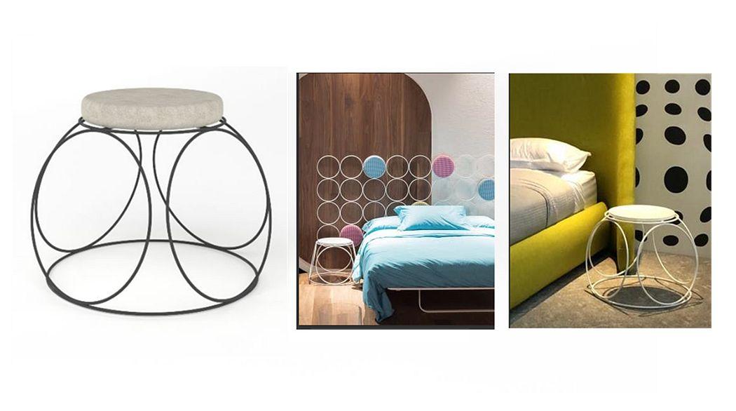 Barel Bedside table Bed ends Furniture Beds  |