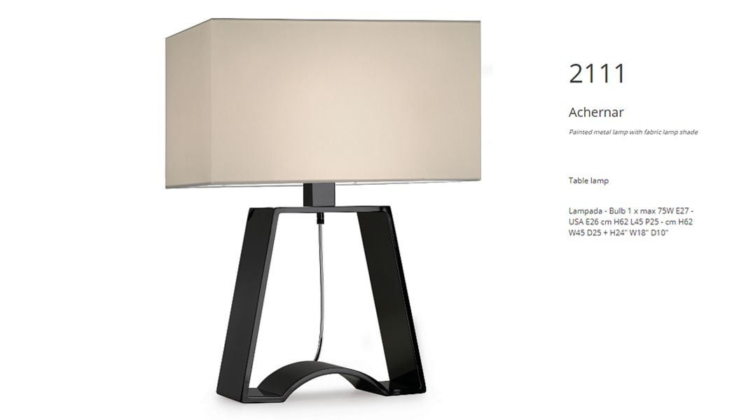 Lumis Table lamp Lamps Lighting : Indoor  |