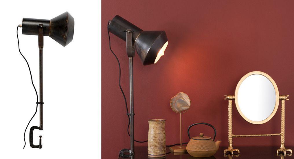 DUTCHBONE Clip on light Lamps Lighting : Indoor  |