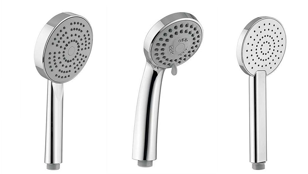 NUOVA OSMO Showerhead Showers & Accessoires Bathroom Accessories and Fixtures  |