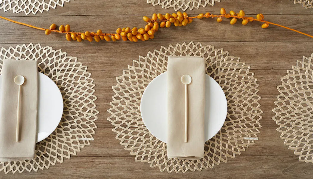CHILEWICH Placemat Table sets Table Linen  |