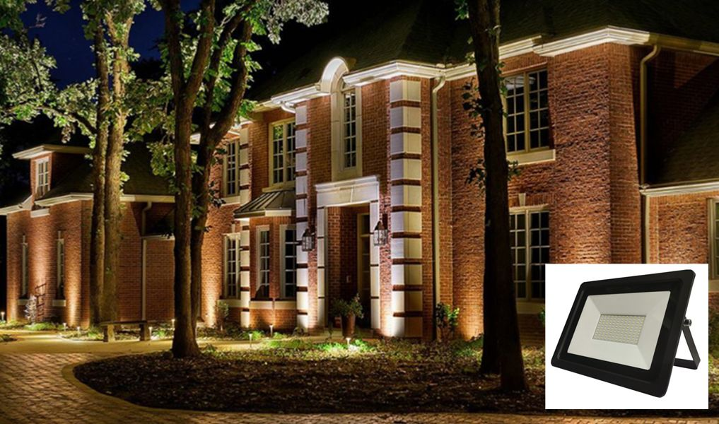 SILAMP Exterior spotlight Projectors Lighting : Outdoor  |